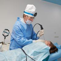Лечение рецидивирующих носовых кровотечений