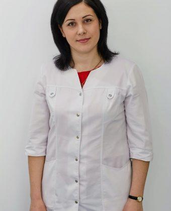 Аглиулова Алина Раисовна (оториноларинголог)